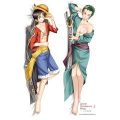 Luffy & Zoro 01